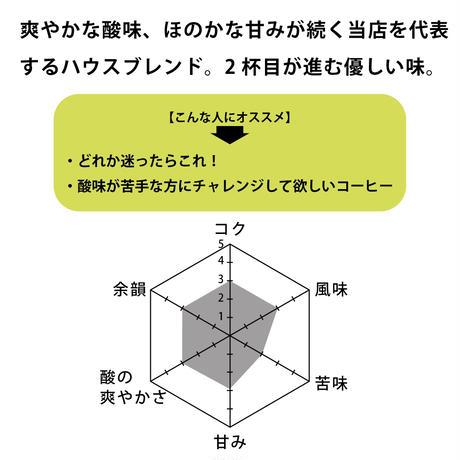 1kg【BUNDY BLEND/バンディブレンド】中煎