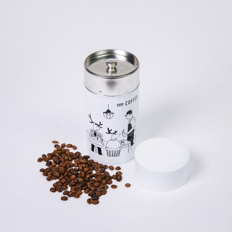 【Mart 10月号 掲載商品】コーヒー缶