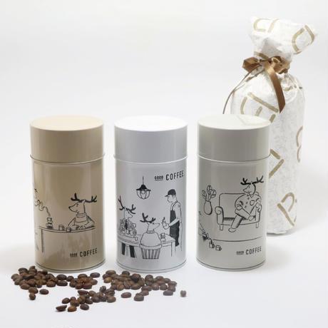 父の日ギフト!!【コーヒーギフト】コーヒー缶と100gセット