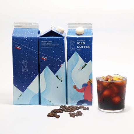 2021プレミアムアイスコーヒー 1ℓ 1本