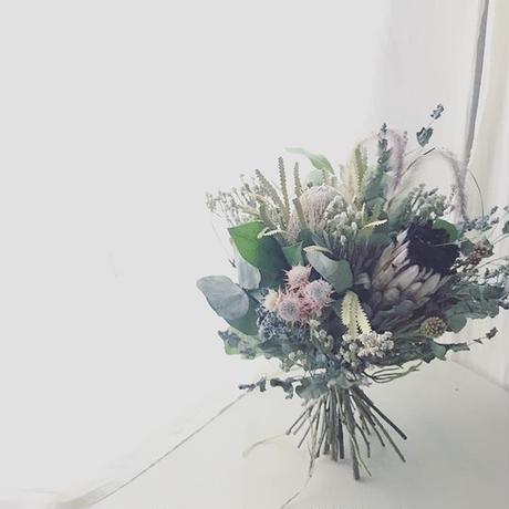 『花かんむりの会』---スタンディング・ブーケ--- 午後の部