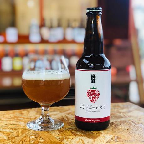 【野洲市の地ビール × 近江麦酒】鮒BEE、蓼BEE、近江富士いちごエール ほか 6本セット