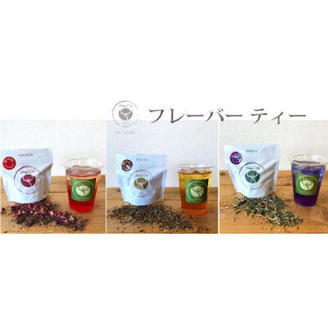 ShigaChaティーバッグアラカルト 4袋 (玉露・フレーバーティ3)セット