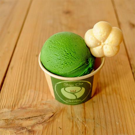 Shiga抹茶アイスクリーム【店頭受払商品】                            ¥500(税込)