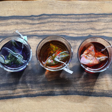 フレーバーティ焙じ茶ティーバッグ リラックス・ルイボス                1.5g×10p