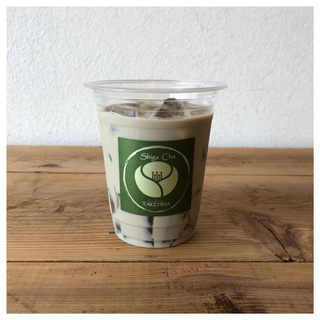 Shiga焙じ茶ゼリーラテ【店頭受払商品】                        ¥550(税込)
