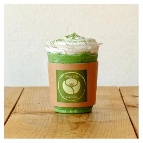 Shiga抹茶クリームフラッペ【店頭受払商品】                      ¥550(税込)