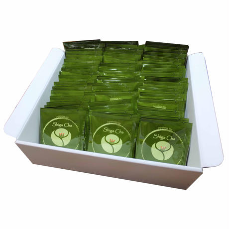 Shiga煎茶ティーバッグ   One-pack packaging60個入          2g個包装×60p