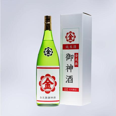 天地乃雫 純米酒 1800ml