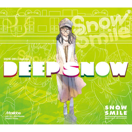 【DL版】SNOW SMILE Remixes 『DEEP SNOW』