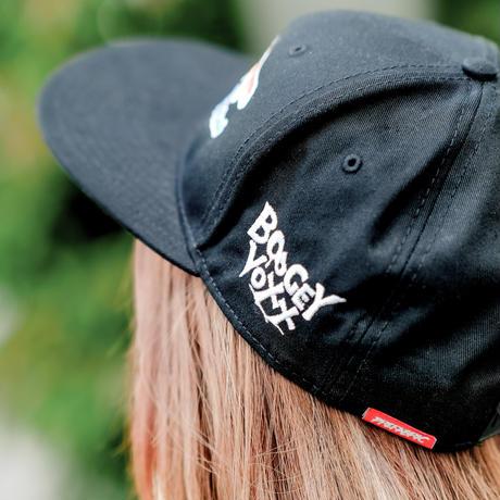 【受注生産】#ぶぎぼのぬの02 DEADrean Snapback Cap【予約期間 8月5日まで→発送8月下旬以降】