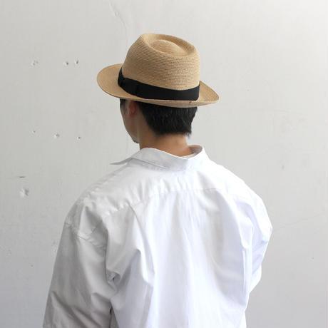 sashiki _ ラフィア中折れハット【I161O0010】