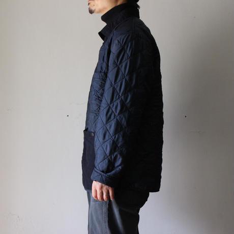 OMNIGOD_キルティングカーディガン/mens【58-0221X】