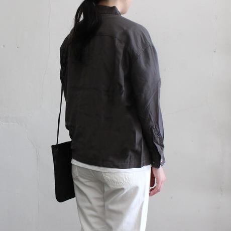 OMNIGOD_フラップポケットシャツwomen/【56-0331X】