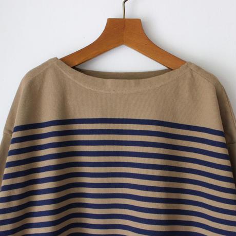 OMNIGOD_ボートネックロングバスクシャツ【59-0907N】
