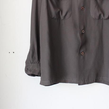 OMNIGOD_フラップポケットシャツmen/【56-0331X】