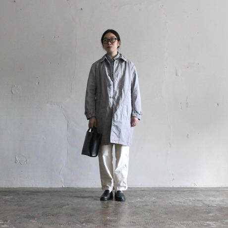 OMNIGOD_ステンカラーコートwomens/【58-0851T】