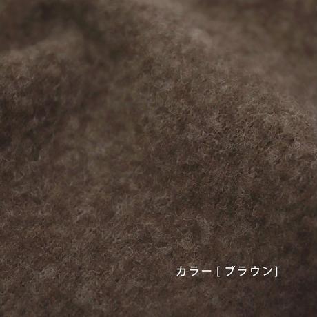 OMNIGOD_シェットランド クルーネックカーディガンladies【59-0895N】