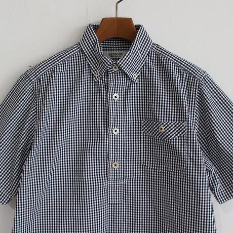OMNIGOD_ギンガムBDシャツwomen/【56-0918X】