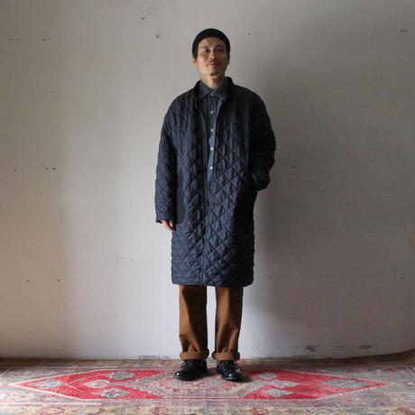 OMNIGOD_キルティングコート/mens【58-0222X】