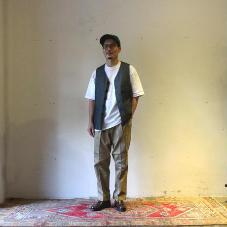 OMNIGOD_2タックトラウザー/mens【51-0078T】