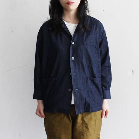 OMNIGOD_5.5ozデニムシャツジャケットwomen/【56-0925E】ow