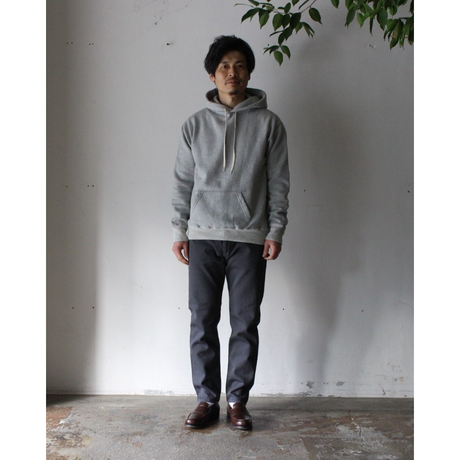 OMNIGOD_杢裏毛フーデッドトレーナー mens/【59-0431N】