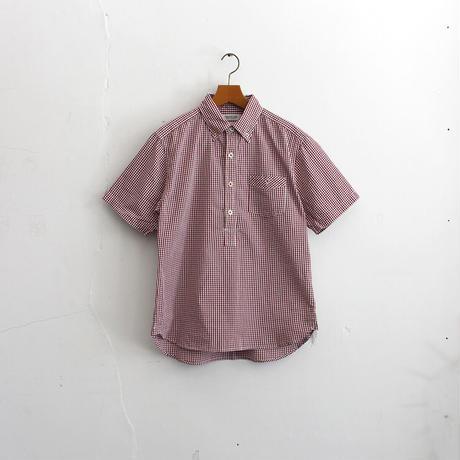 OMNIGOD_ギンガムBDシャツmen/【56-0341X】