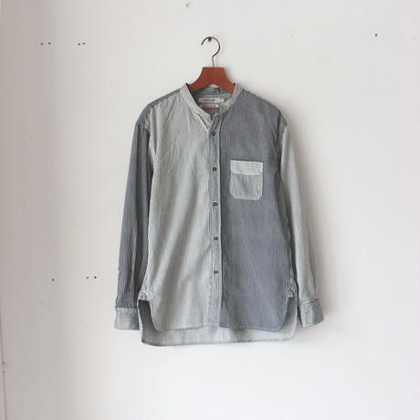 OMNIGOD_パネルスタンドカラーシャツmen/【56-0347E】