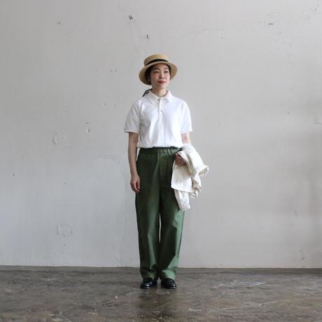 OMNIGOD_ショートスリーブポロシャツwomen/【59-0900N】