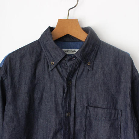 OMNIGOD_パネルBDシャツmen/【56-0335E】