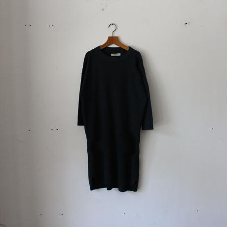 OMNIGOD_パネルクルーネックワンピ【59-0888N】