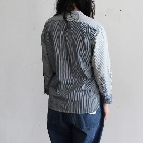 OMNIGOD_パネルスタンドカラーシャツwomen/【56-0924E】