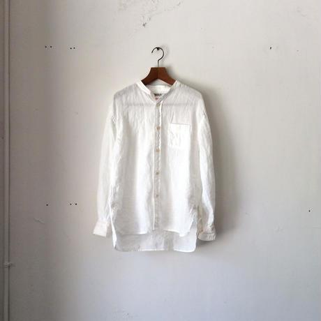 OMNIGOD_リネンスタンドカラーシャツmen/【56-0332X】