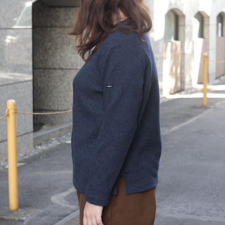 OMNIGOD/BOAT NECK SWEATER [59-0892N Ladies]