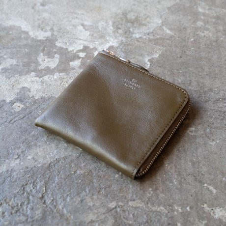 STANDARD SUPPLY / L-ZIP WALLET [I0110077]