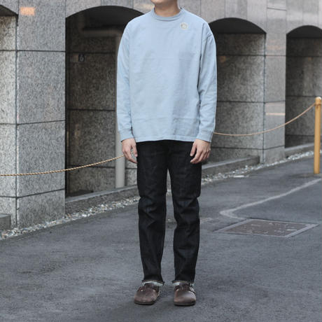 セルヴィッチデニム 5Pストレートジーンズ / mens _ one wash【 50-0083A 】