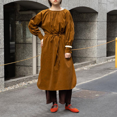 ARTE POVERA / GATHER SMOCK OP / [I017D0026 Ladies]