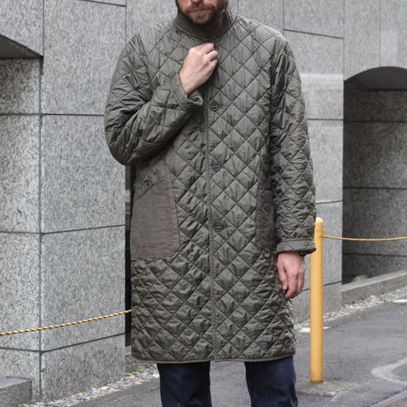 OMNIGOD/QUILTING STAND COLOR COAT [58-222X mens]
