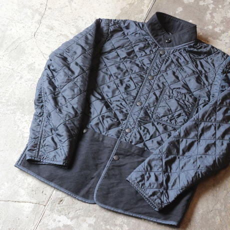 OMNIGOD/QUILTING STAND COLOR CARDIGAN [58-221X mens]