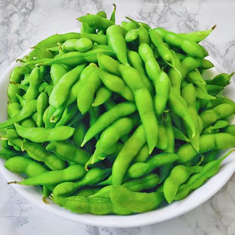 [業務用]北海道中札内冷凍枝豆(塩茹で)2kgセット(1kgx2パック)