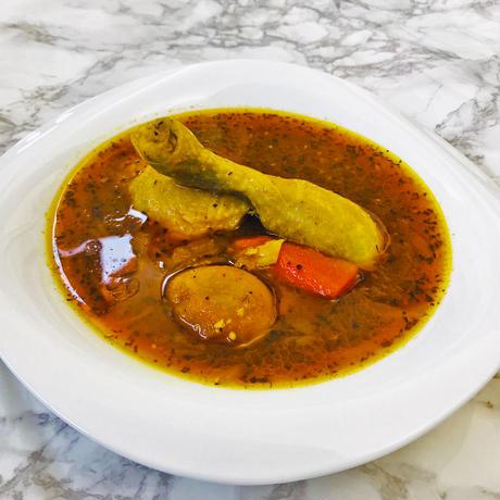 「想い出のふらの」特製スープカレーセット(450gx1食 )