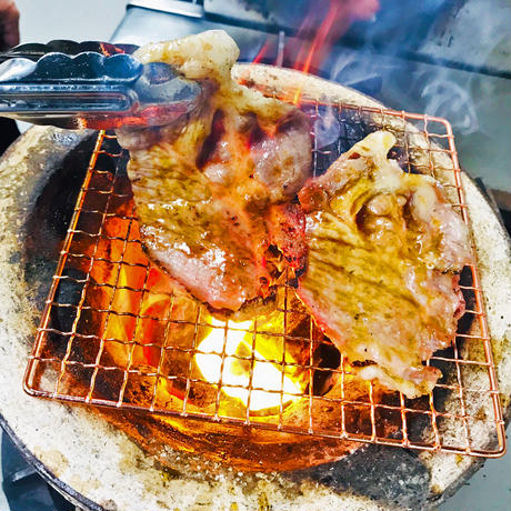 「 かみふらのポーク」の焼肉 2種食べ比べセット1kg(各500g)