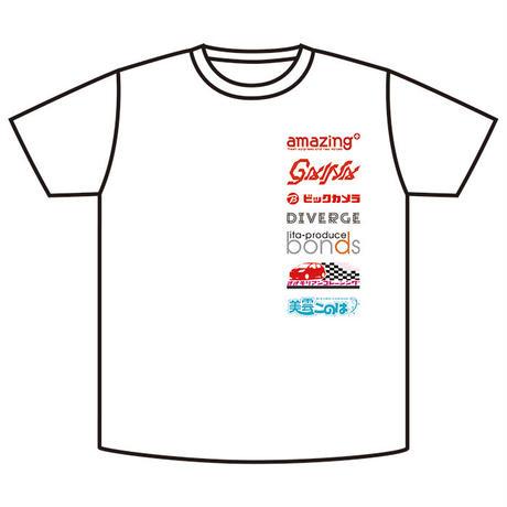 大森杏子Racing・Tシャツ【L/ LL】(委託)