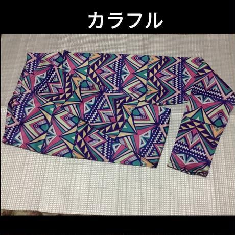 ★カラフル幾何学柄レギンス★