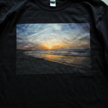 THE SEACRET MAGAZINE / LONG SLEEVE PHOTO T-SHIRT