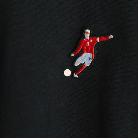 OFF THE PITCH. / Only a Moment T-shirt  Football series