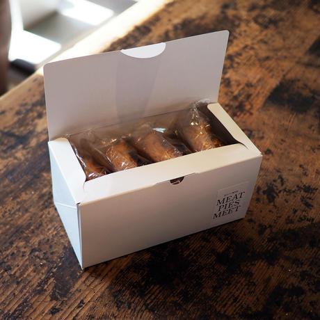 包みパイお試しセット(4個set)|包みパイ専門店MEAT PIES MEET