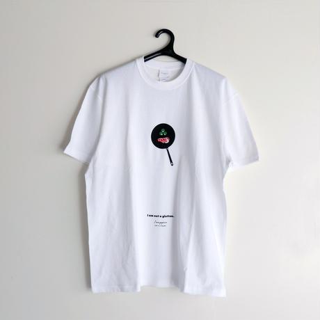 Iwappen / Not glutton T-shirt  ワッペンセレクト