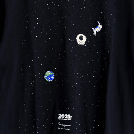 Iwappen / space T-shirt